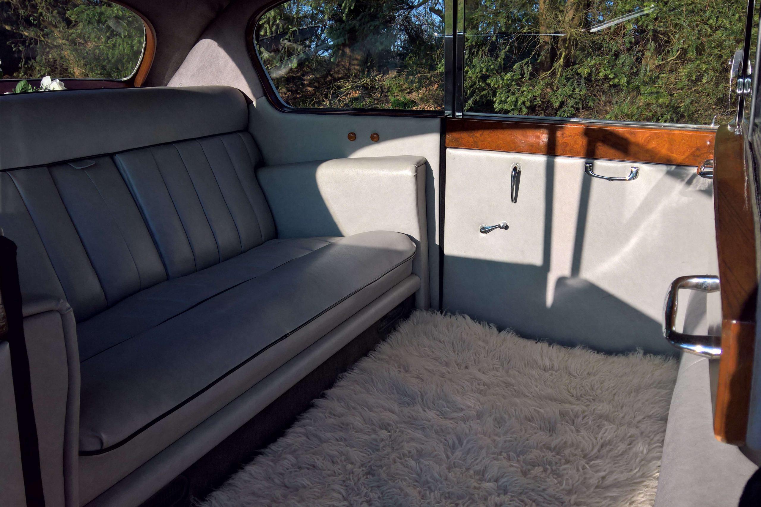 1960 Austin Princess Limousine – White